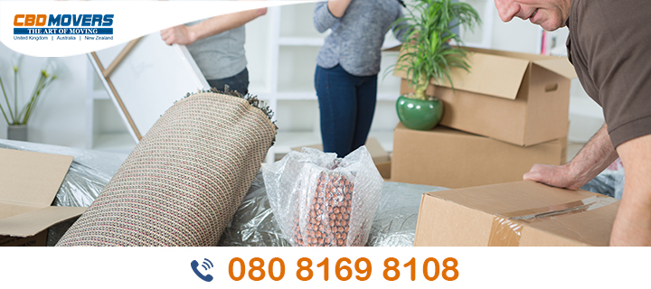 furniture removals London