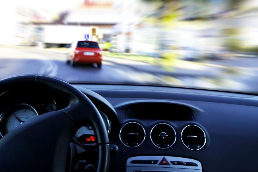 avoid rough driving