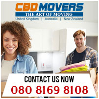 Moving Company Enfield