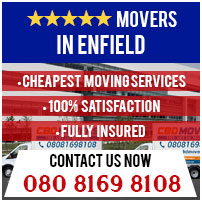 Movers Enfield
