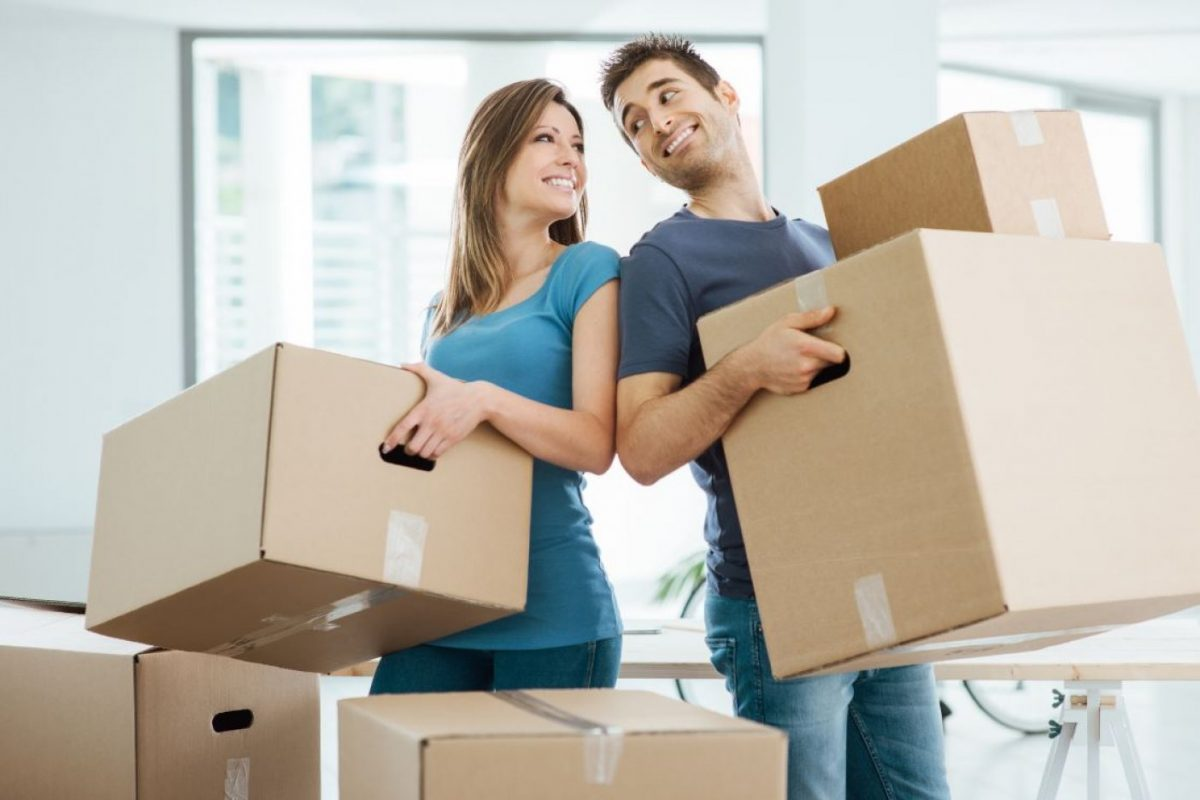 Top Tips For Couples Moving House