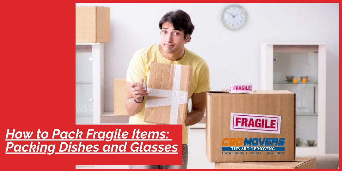 Fragile Items Packing Tips