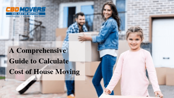A Comprehensive Guide to Calculate Cost of House Moving