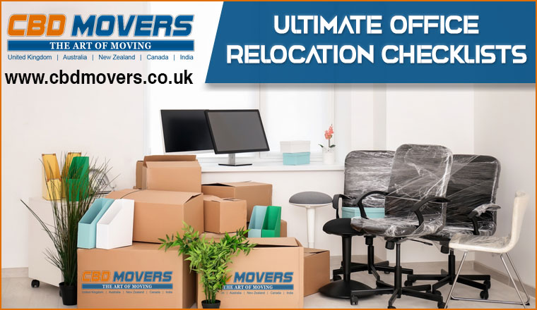 Office Relocation Services Islington