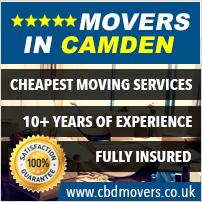 Movers Camden