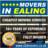 Movers Ealing