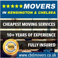 Movers Kensington and Chelsea