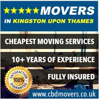 Movers Kingston upon Thames