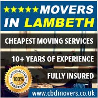 Movers Lambeth