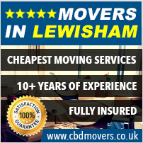 Movers Lewisham
