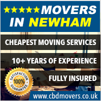 Movers Newham