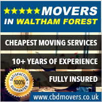 Movers Waltham Forest