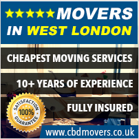 Movers West London