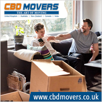 Removals Services Hackney