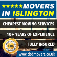 Top Movers Islington