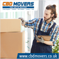 moving services Newham