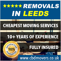 House Removals Leeds