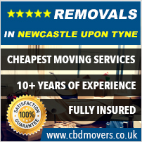 Removals Newcastle upon Tyne