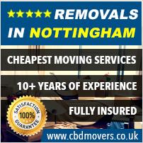 Removals Nottingham