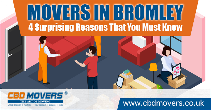 Movers-In-Bromley