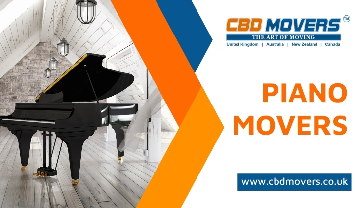 Piano Movers UK