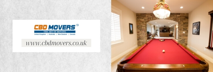 Pool Table Movers London