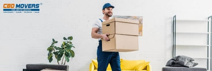 Removal Service in Leicester